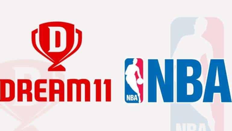 NBA and Dream11 Prolong Fantasy Gaming Partnership