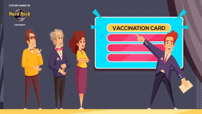 Cincinnati Casino Incentivizes Covid 19 Vaccinated Guests