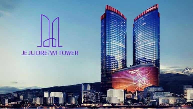 Jeju Dream Tower Casino Transfer Closer to Reality