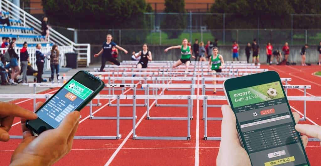Americans Can Now Bet on the Tokyo Olympic Games