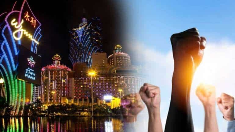 Beijing's Cuddling Up to Gambling: Sees Macau Banning Pro-democracy Pols