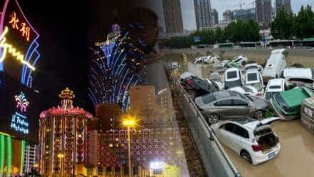 Millions of Dollars Donated to Flood Relief in Henan by Macau Casinos