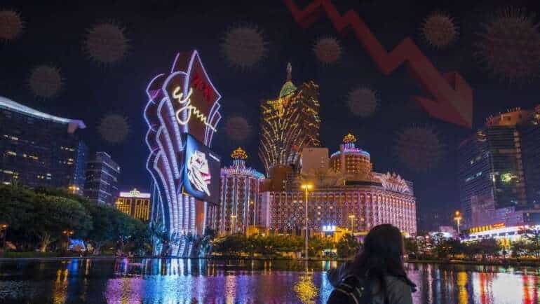 Due to Covid Panic, Macau GGR Is Plummeting From September 2020 Levels