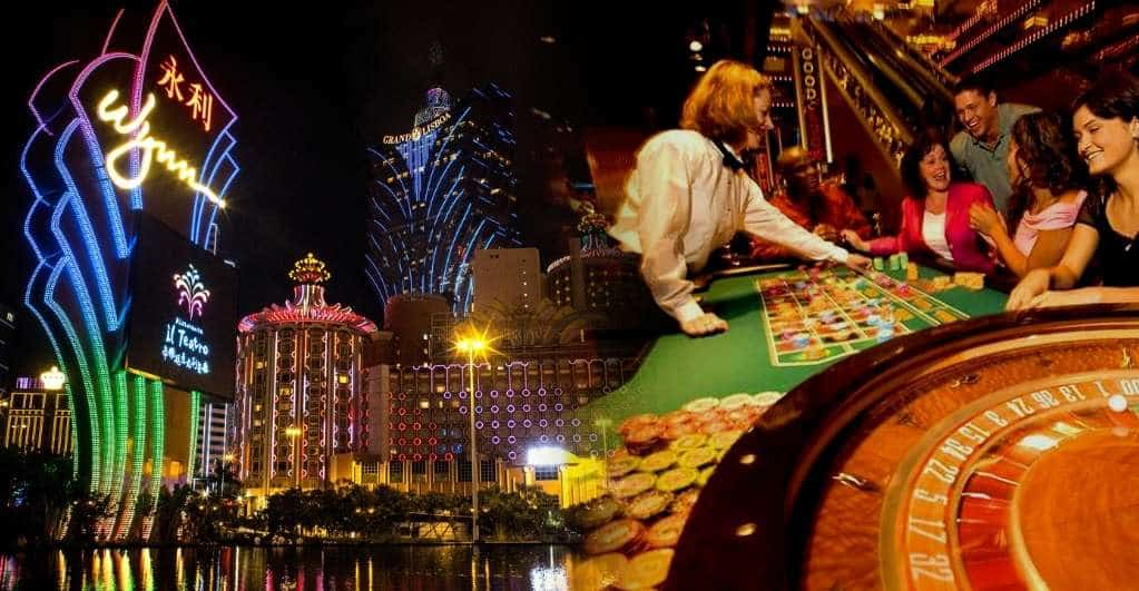 Macau's Gaming Revenue Rebound Lags With Travel Constraints